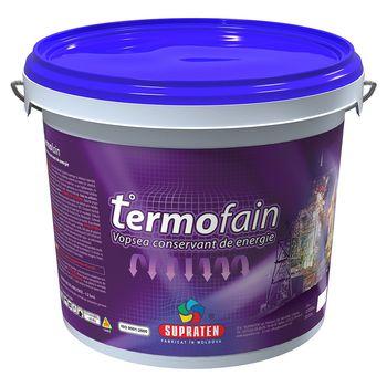 Supraten Краска энергосберегающая Termofain 5кг