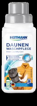 HEITMANN - Detergent special pentru rufe umplute cu puf și pene, 250 ml