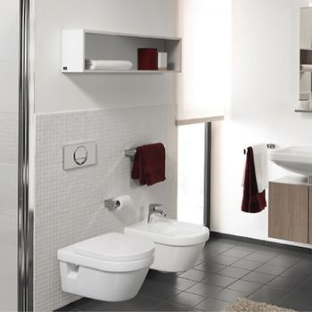 Vas WC suspendat Villeroy&Boch Architectura, cu capac Soft Close