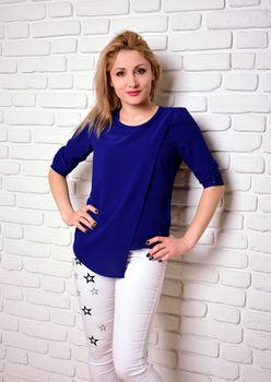 купить Блузка Simona ID 1004 в Кишинёве