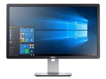 "23.8"" DELL IPS LED P2416D Black (8ms, 2M:1, 300cd, QHD 2560 x 1440,  VGA, DVI, HDMI, DisplayPort , Height Adjustment,Pivot, USB 2.0 Hub, VESA )"