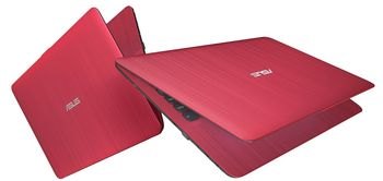"""cumpără 15.6"""" ASUS X541NA VivoBook Max Red în Chișinău"""