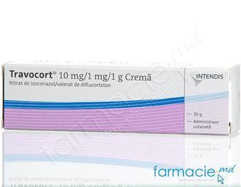 купить Travocort crema 15g в Кишинёве