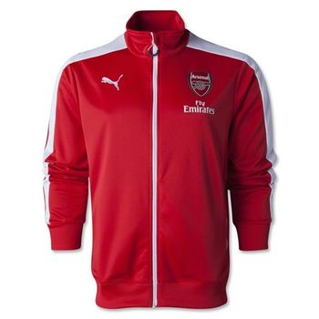 Puma AFC T7 Anthem Jacket with Sponsor