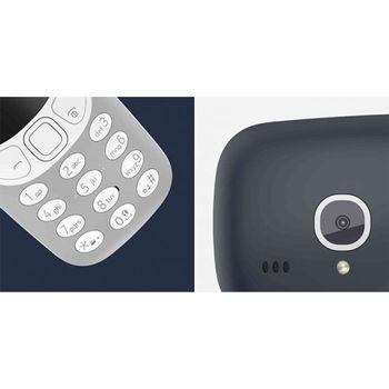 купить Nokia 3310 Dual sim, Grey в Кишинёве