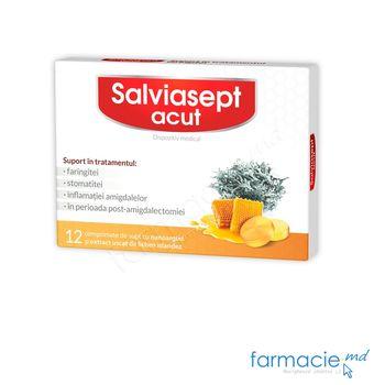купить Salviasept Acut comp. de supt N12 в Кишинёве