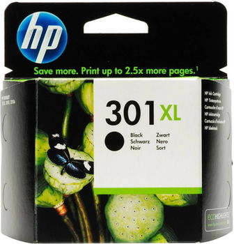 HP No.301XL Black ink Cartridges