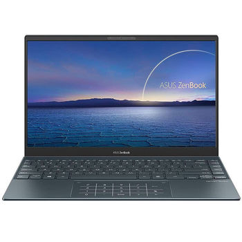 "Laptop 13.3"" ASUS ZenBook 13 UX325JA Pine Grey, Intel i5-1035G1 1.0-3.6Ghz/8GB/SSD 512GB M.2 NVMe/Intel UHD Graphics/WiFi 6 802.11ax/BT5.0/HDMI/HD WebCam/Illum. Keyb./Number Pad/13.3"" IPS LED Backlit FullHD NanoEdge (1920x1080)/Windows 10 UX325JA-EG035T"