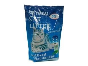 купить Наполнитель силикагелевый для кошачих туалетов, 3,8л, 1,6кг в Кишинёве