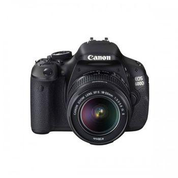 cumpără Canon EOS 600D & EF-S18-55 ISII în Chișinău