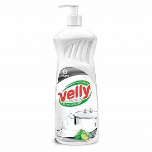 Lichid pentru spalare vaselor Velly Premium 1000ml лайм и мята