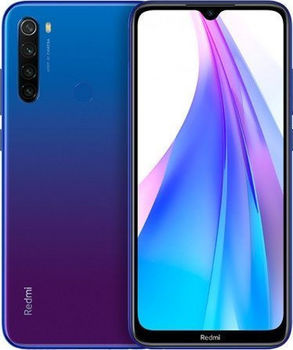 купить Xiaomi Redmi Note 8T 4/128Gb Duos, Starscape Blue в Кишинёве