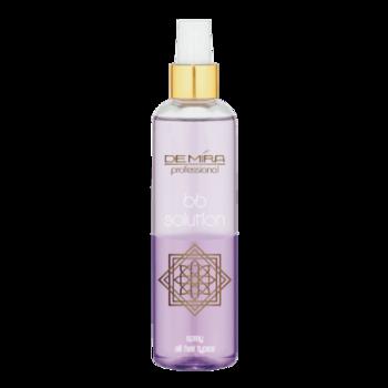 Spray bifazic pentru toate tipurile de păr, ACME DeMira BB Solution, 250 ml.