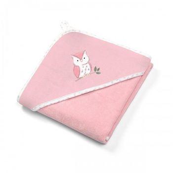 купить BabyOno Велюровое банное полотенце с капюшоном,100 x 100 cм в Кишинёве