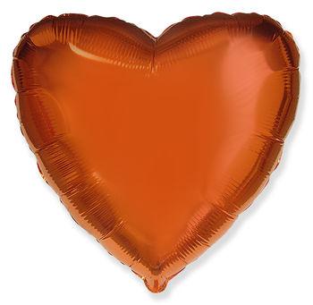 купить Сердце Оранжевая в Кишинёве