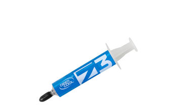 "Thermal Paste  DEEPCOOL ""Z3"", Silver Tim Thermal Paste, 1.5g, Operation Temperature: --50°C--300° C, Silver Gray"