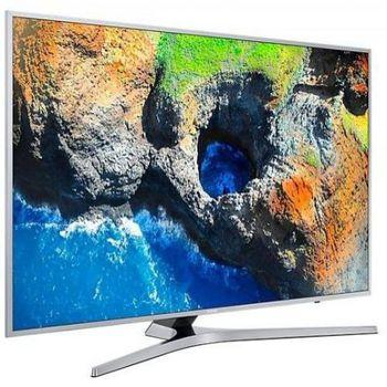 "cumpără ""55"""" LED TV Samsung UE55MU6402, Silver (3840x2160 UHD, SMART TV, PQI 1500Hz, DVB-T/T2/C/S2) (55"""", 3840x2160 UHD, PQI 1500Hz, SMART TV Tizen OS, 3 HDMI, 2 USB (foto, audio, video), DVB-T/T2/C, OSD Language: ENG, RO, Smart Remote Control, Speakers 2x10W, 19Kg VESA 400x400 )"" în Chișinău"