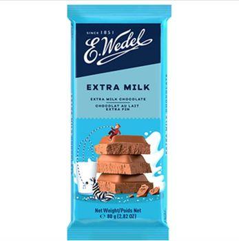 купить Молочный шоколад Wedel, 80г в Кишинёве