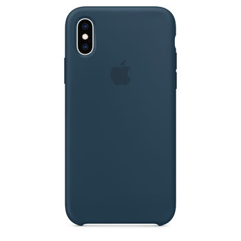Чехол для iPhone XS Original (Pacific Green)