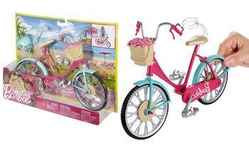 Bicicleta Barbie, cod DVX55