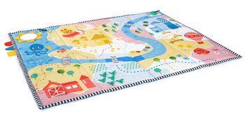 купить Игровой коврик Baby Einstein Busy Mat в Кишинёве