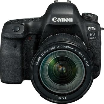 купить Canon EOS 6D MARK II BODY RUK в Кишинёве