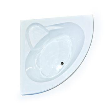 Fibrocom Ванна акриловая Gemeni 130x130см