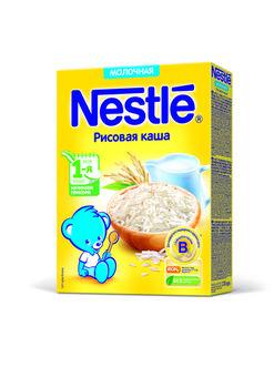 cumpără Nestle terci de orez cu lapte, 4+ luni, 220 g în Chișinău