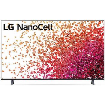 """75"""" LED TV LG 75NANO806PA, Black"""