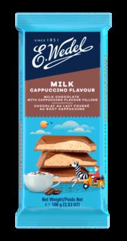 купить Молочный шоколад Wedel Capuccino, 100г в Кишинёве