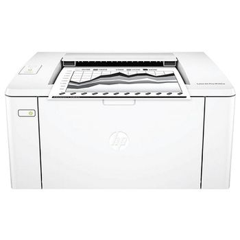 HP LaserJet Pro M102w Printer, A4, 600 dpi, up to 22 ppm, 128MB, Up to 10000 pages/month, USB 2.0, Wi-Fi 802.11b/g/n, HP ePrint, PCLmS, Cartridge CF217A  (~1600 pages), Drum CF219A  (~12000 pages)
