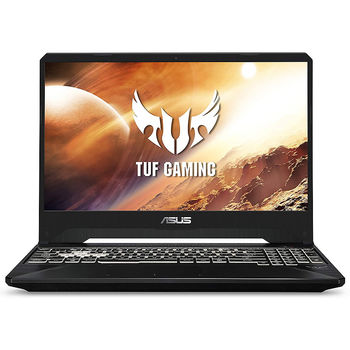 "Laptop 15.6"" ASUS TUF FX505DT, AMD Ryzen 5 3550H 2.1-3.7GHz/16GB DDR4/M.2 NVMe 512GB SSD/GeForce GTX1650 4GB GDDR5/WiFi 802.11AC/BT5.0/HDMI/Webcam HD/Backlit RGB Keyboard/15.6"" FHD IPS LED-backlit (1920x1080)/No OS/Gaming FX505DT-BQ186"