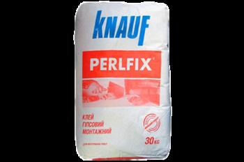 Клей на гипсовой основе Knauf Perlfix 25 kг