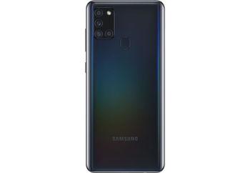 купить Samsung Galaxy A21s 2020 3/32Gb Duos (SM-A217), Black в Кишинёве