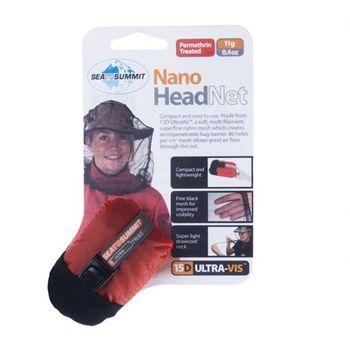 купить Москитная сетка Sea To Summit Nano Headnet Permethrin Treated, red, ANMOSHP в Кишинёве