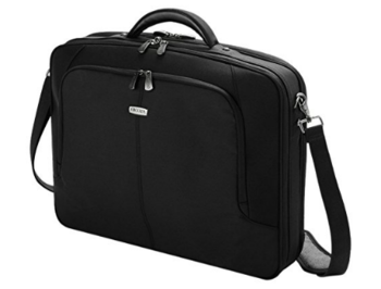 "Dicota D30144 Multi Plus BASE 14""-15.6"" Notebook Case with protective function and document compartment, black (geanta laptop/сумка для ноутбука)"