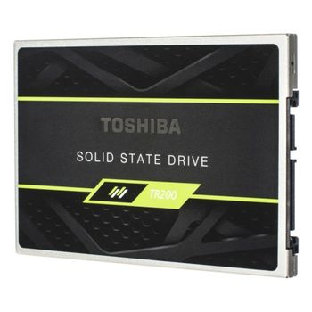 "2.5"" SSD 240GB  Toshiba OCZ TR200 Series, SATAIII, Sequential Reads: 555 MB/s, Sequential Writes: 540 MB/s, Maximum Random 4k: Read: 79,000 IOPS / Write: 87,000 IOPS, Thickness- 7mm, Controller Toshiba, 3D NAND TLC"