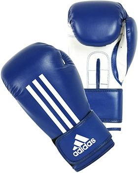 купить BOXING GLOVES ENERGY 100 ADIEBG100 BLUE/WHITE в Кишинёве