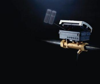 купить Теплосчетчики DANFOSS SONOSAFE 10 + SONOSELECT 10. DN15 в Кишинёве