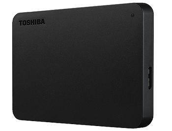 "2.5"" 4TB External HDD Toshiba Canvio Basics HDTB440EK3CA, Black, USB 3.0 (hard disk extern HDD/внешний жесткий диск HDD)"