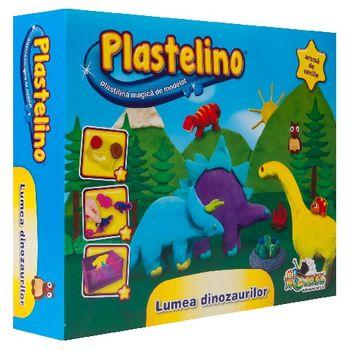 купить Noriel Plastelino Mир Динозавров в Кишинёве