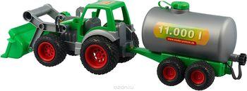 купить Полесье трактор погрузчик с цистерной Фермер в Кишинёве