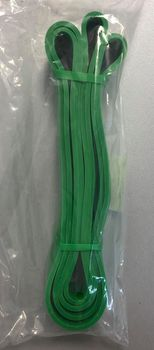 Эспандер 34-54 кг, 4.5х45х208 мм green (1437)