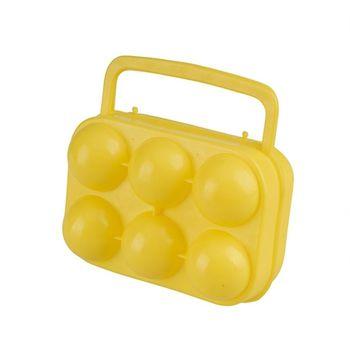 cumpără Recipient pentru oua Ace Camp Egg Case For 6 Eggs -, yellow, 1410 în Chișinău