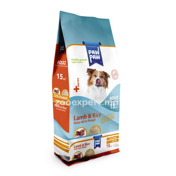 купить PawPaw Adult Lamb & Rice 1kg в Кишинёве