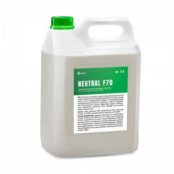 NEUTRAL F70 Нейтральное пенное моющее средство 5 л