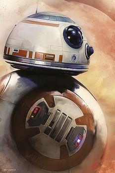 "11201 Trefl Puzzles-""362 nano"" - BB-8/Lucasfilm Star Wars"
