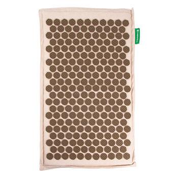 Акупунктурный мат с кокосовой стружкой 72х44х2 см inSPORTline 19125 beige (3432)