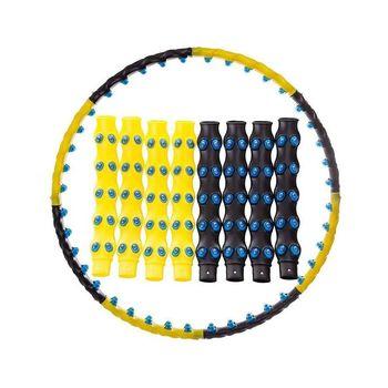Обруч массажный / Хулахуп d=102 см, пластик 155-1295 (3863)
