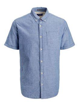 Рубашка JACK&JONES Синий 12170475